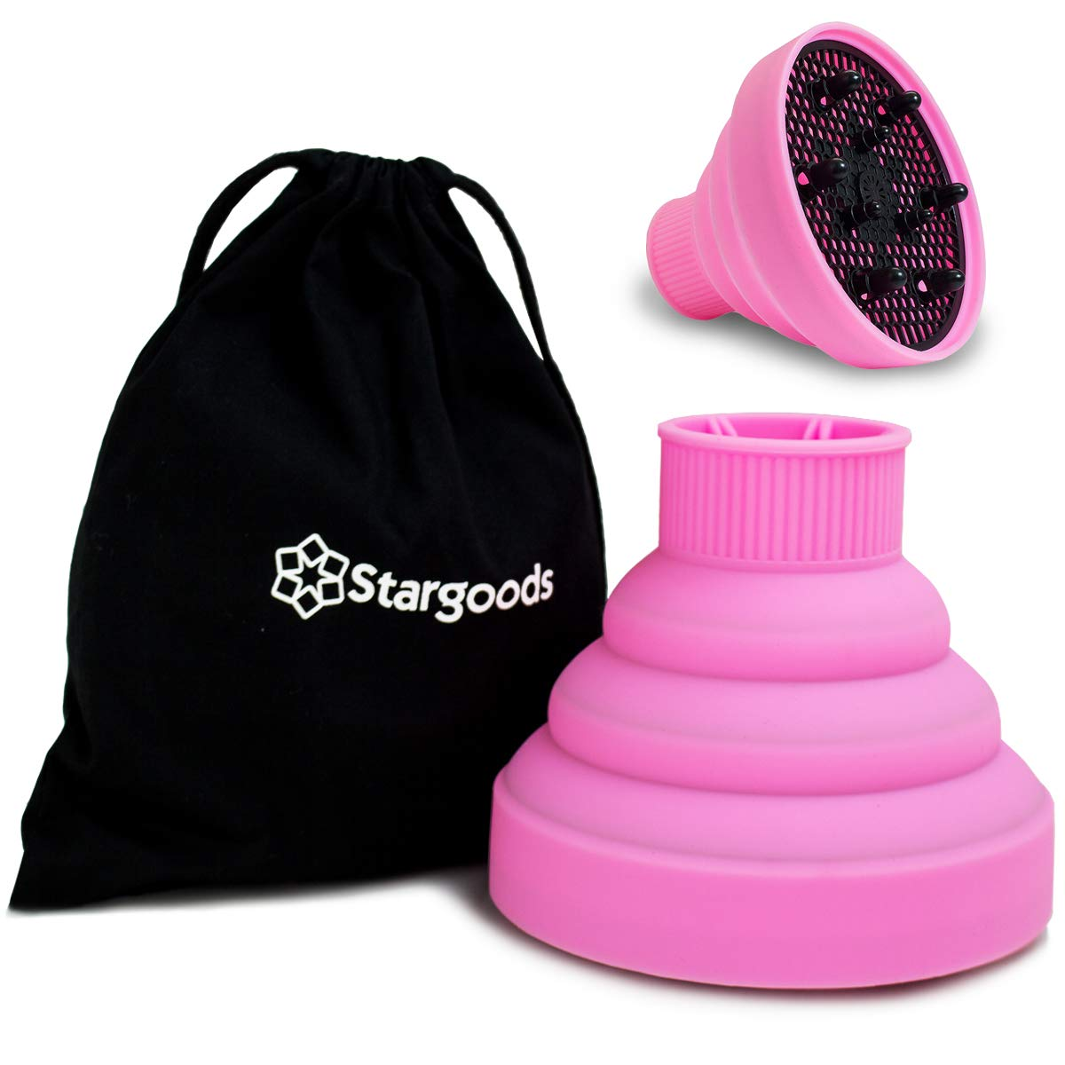 Stargoods Silicone Hair Dryer Diffuser