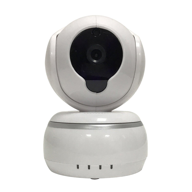 System-Ip-Überwachungskameras Überwachungskamera Drahtlose , Wireless-Alarm / 1 Million Pixel Di / Internet Integrierte Wi-Fi Ip-Netzwerk-Kamera White