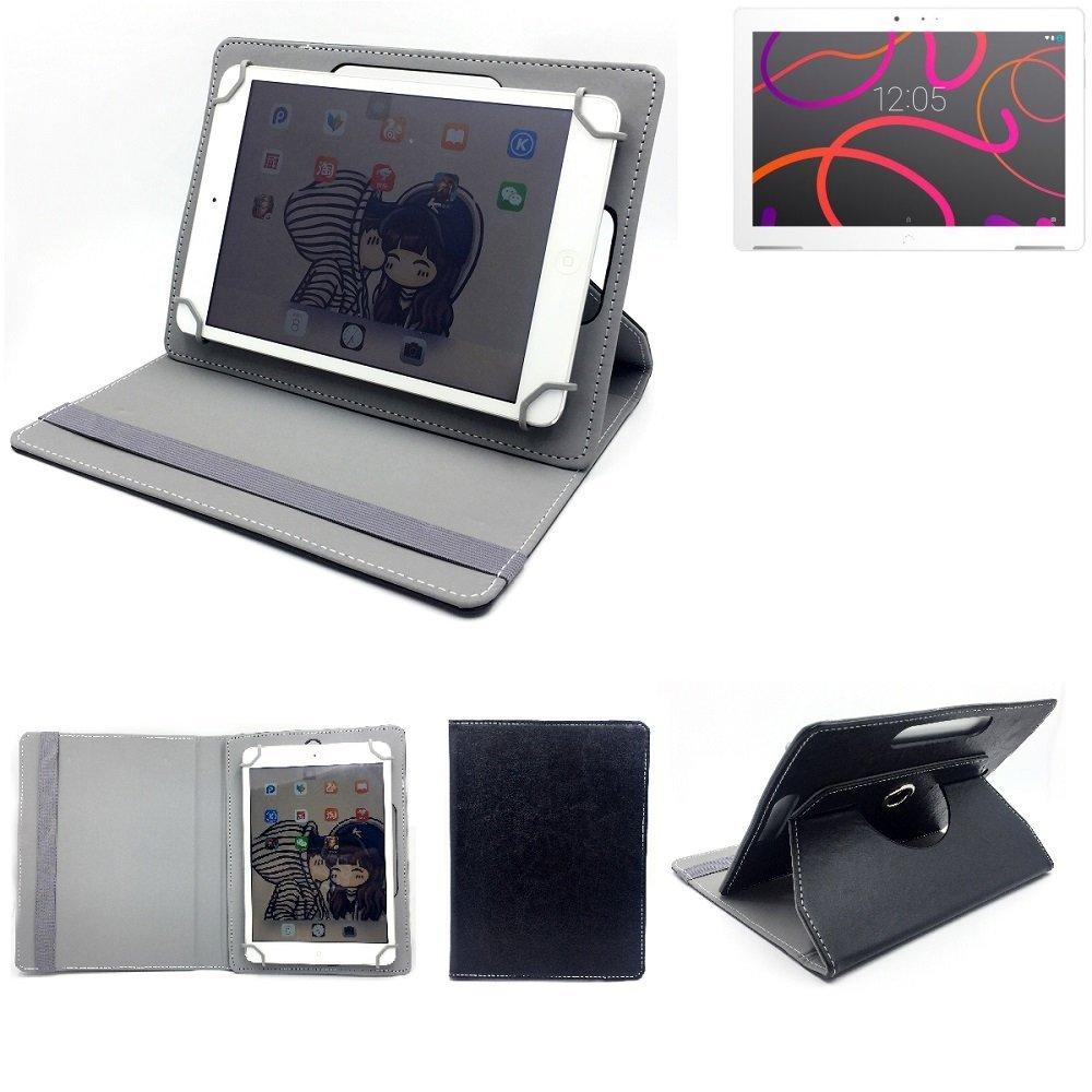 360 ° Funda Tablet Case para bq Aquaris M10 HD, color negro ...