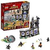 Kyпить LEGO Marvel Super Heroes Avengers: Infinity War Corvus Glaive Thresher Attack 76103 Building Kit (416 Piece) на Amazon.com