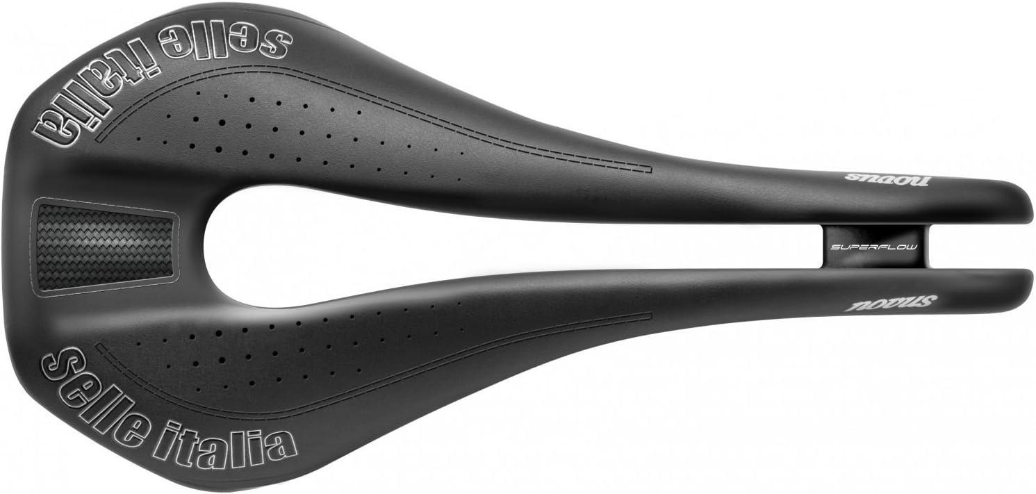 Sella Italia Saddle Novus SuperFlow S S3 Titanium Ti Road//Mountain Bike Saddle