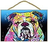 (SJT78221) Bulldog - All you need is love and a dog 7