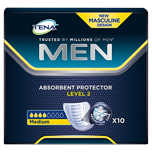 Tena Incontinence Men Pads Level 2 [Loose Leaf]