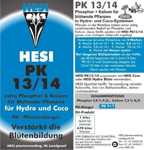 Hesi PK 13/14, 20 l