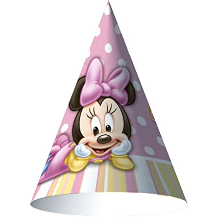 Image Unavailable Not Available For Color Minnie Mouse 1st Birthday Hats