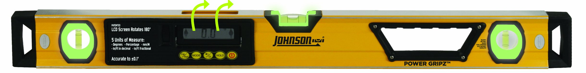 Johnson Level and Tool 40-6048 48-Inch Digital Level