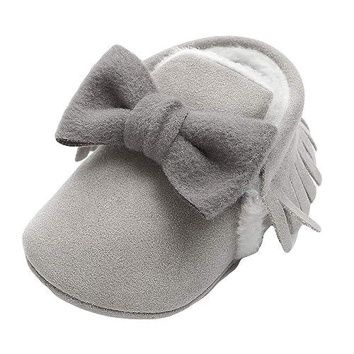 Zapatos de bebé, ASHOP Botines Bebe Deportivos Zapatos Bebe niño ...
