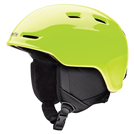 b2b5524548d1a Smith Optics Youth Zoom Jr Ski Snowmobile Helmet - Acid Youth Small