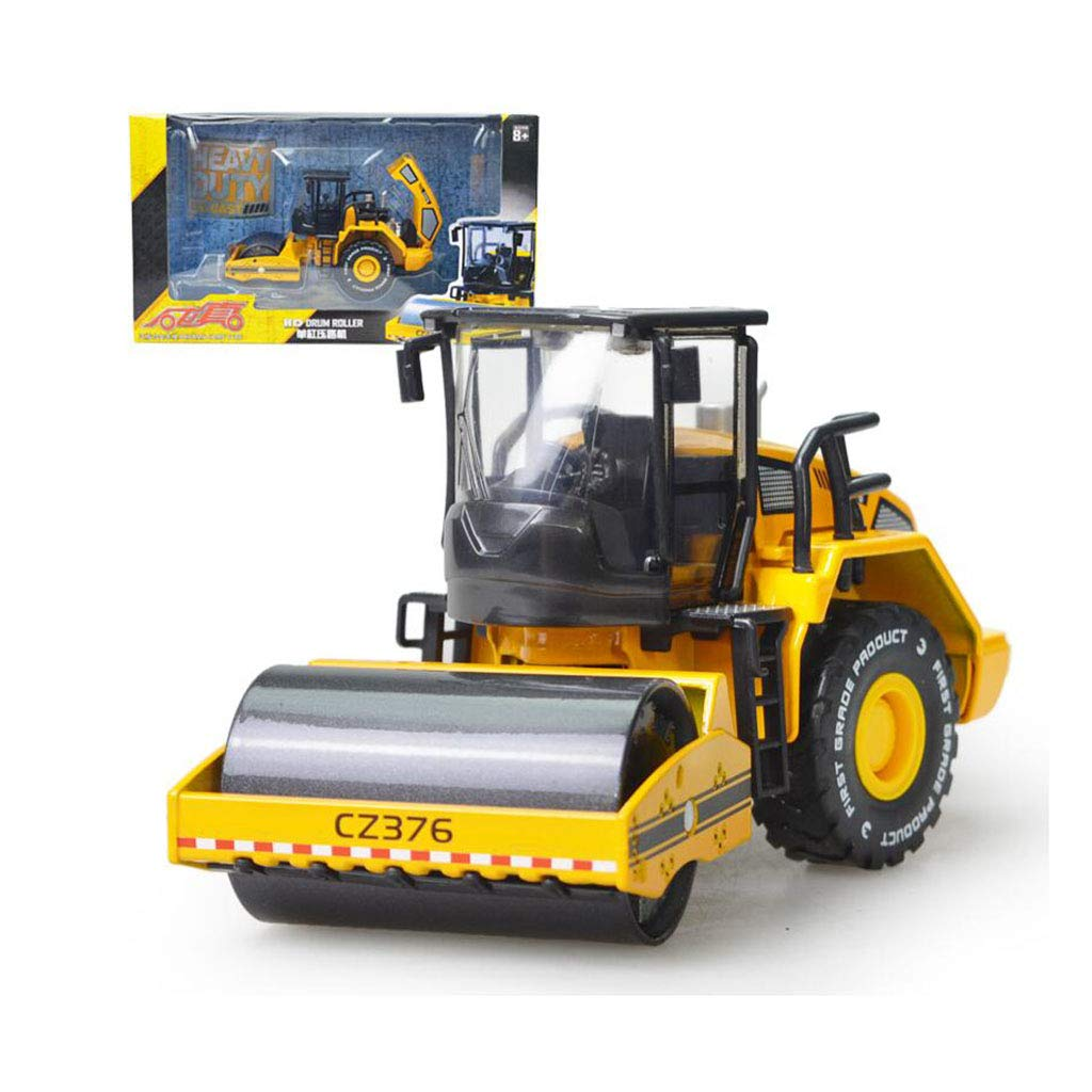 A XY Toy Cars Trucks Alloy Engineering Vehicle Forklift Toy Car Model   Simulation Alloy Excavator Transport Vehicle (color   A)