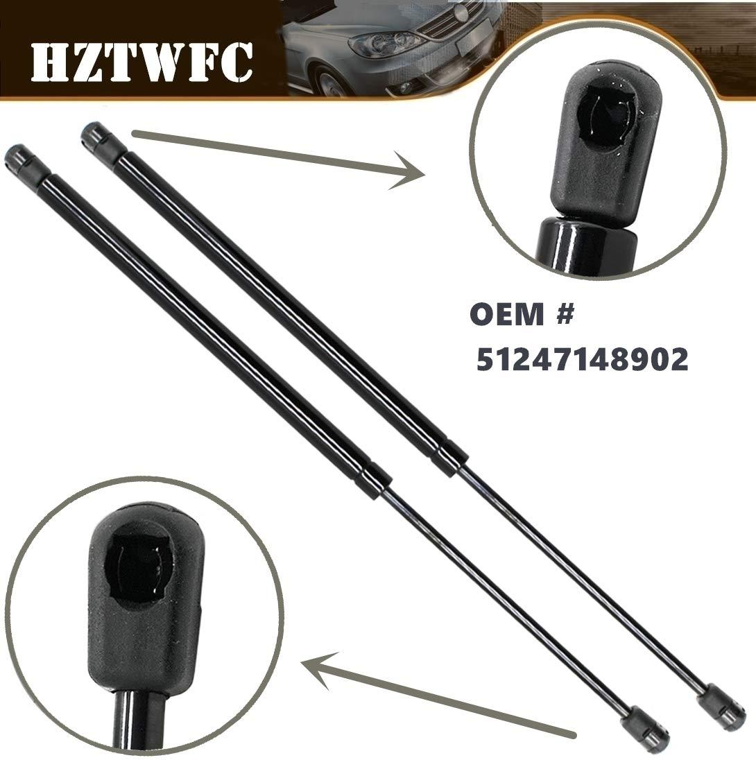 HZTWFC 2 pezzi molle portellone posteriore ammortizzatore a molla ammortizzatore 81 587 OEM # 51247148902