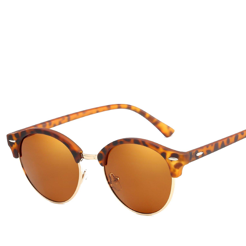 Amazon.com: Gafas de sol con marco redondo para decoración ...