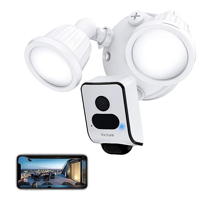 Victure 1080P Floodlight Camera