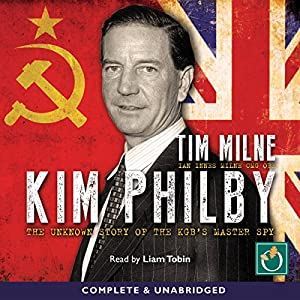 Kim Philby Audiobook