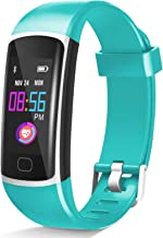Fitness Tracker【2020 Version】, Waterproof Activity Tracker with Heart Rate Monitor and