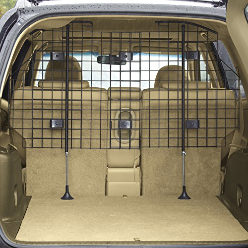 Galerry car dog barrier for suv