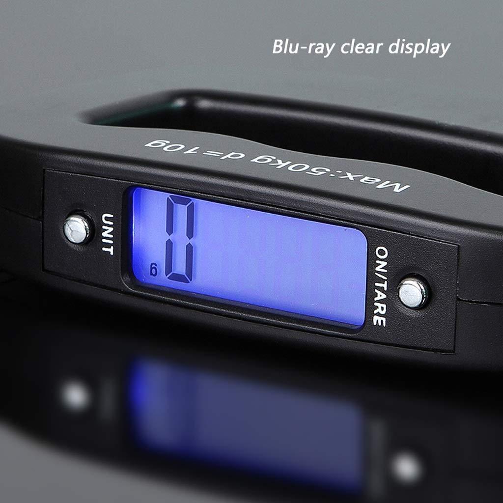 fcfa7ecb1456 Amazon.com: SKATEGY Electronic Portable Luggage Handheld Scale ...
