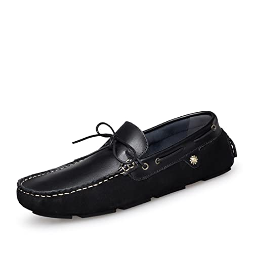Boy's Men's Knot Stitching Synthetic Spring Fashion Loafers