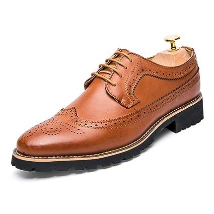 Más Clásico Zapatos De Los Oxford Vendidos Hombres f6vgyIb7Y