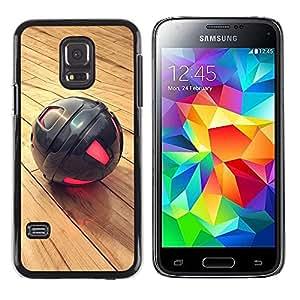 Be Good Phone Accessory // Dura Cáscara cubierta Protectora Caso Carcasa Funda de Protección para Samsung Galaxy S5 Mini, SM-G800, NOT S5 REGULAR! // Metal Sphere