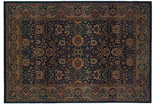 Oriental Weavers Kharma 332x4 Area Rug, 2' x 3', Blue