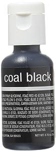 Chefmaster Liqua-gel Colour - Coal Black (.75 oz)
