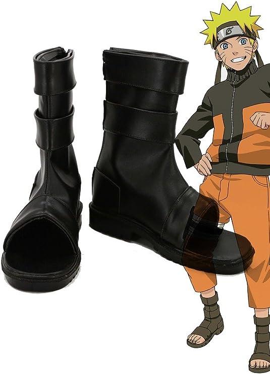 Amazon.com: Naruto Anime Cosplay de Uzumaki Naruto Ninja ...