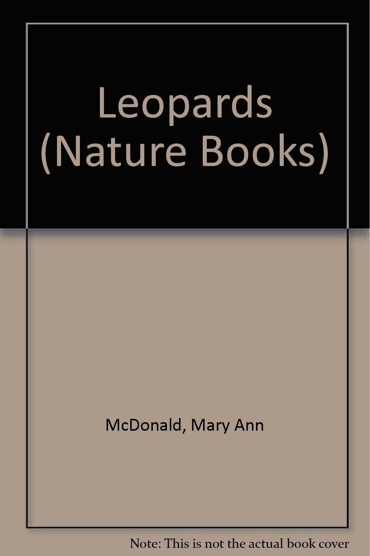 Download Leopards (Nature Books) pdf