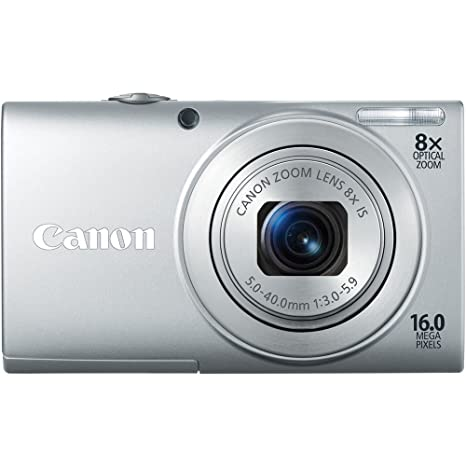 Review Canon PowerShot A4000IS 16.0