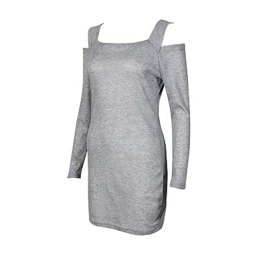 Vestido de Otoño Invierno Mujer, ZODOF Mujeres Casual Manga Larga suéteres Jersey Chaqueta Cuello Redondo