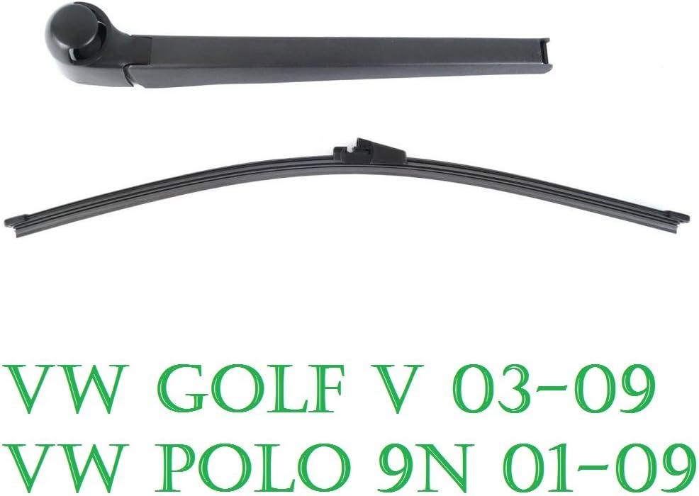 Aero Heck Scheibenwischer Arm Set Golf V 5 9n Auto