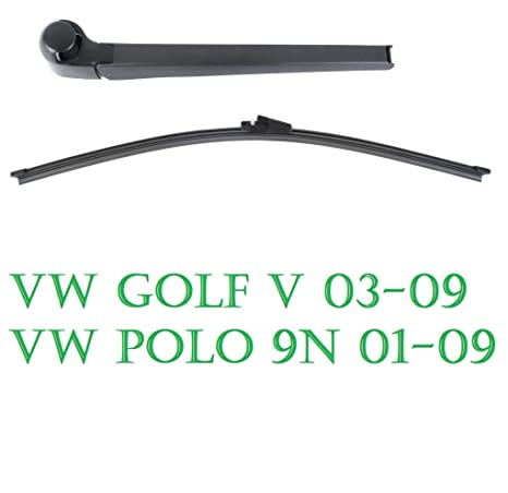 Aero Disco de limpiaparabrisas trasero golf v 5Â 9Â N