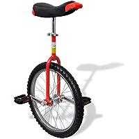 "mewmewcat Monociclo Ajustable Diámetro de la Rueda 20"""