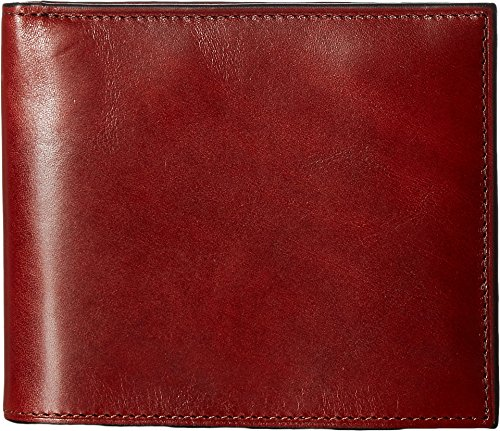 Bosca Men's Old Leather Collection - Credit Wallet w/I.D. Passcase Cognac One Size