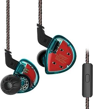 Knowledge Zenith ED3c Earphones  ~ Red