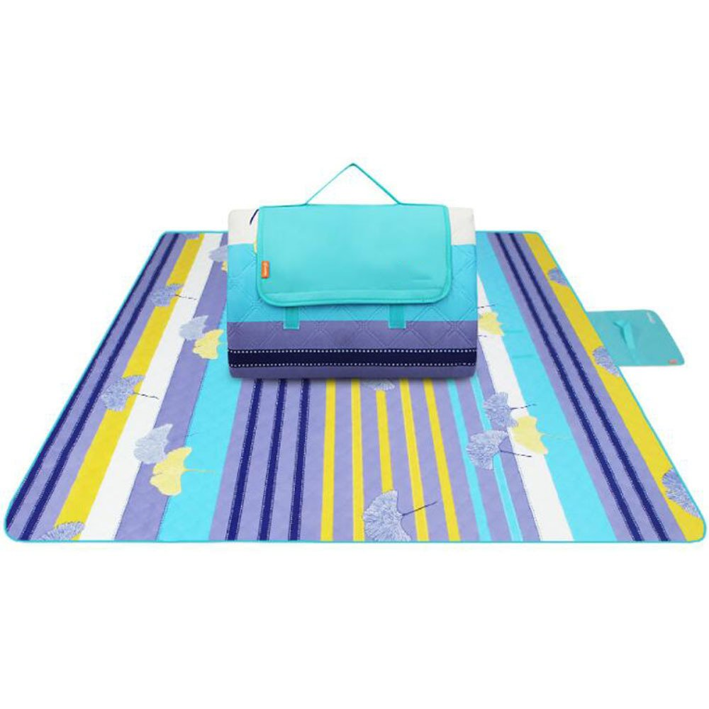 Beach Mat WANGYU Picknick-Matte Im Freien Matten Zelte Picknicks Tragbare Feder Reisen Matten Strand Matten,A-200  200CM