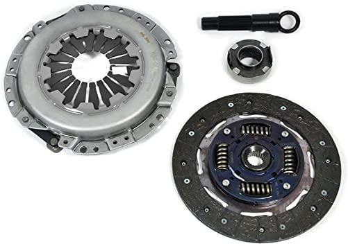 PPC STAGE 3 CLUTCH KIT FITS 86-89 HONDA ACCORD DX LX LXi SEi 1985-87 PRELUDE Si