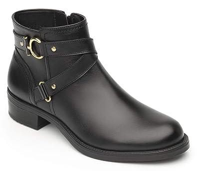 39e0aa26a043 Flexi NALA Women s Genuine Leather Long Equestrian Style Riding Boot