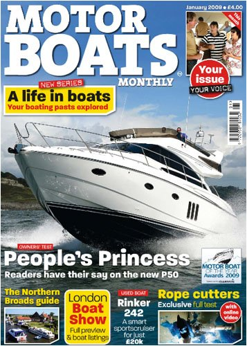 Motor Boats Monthly by Time Inc UK Ltd