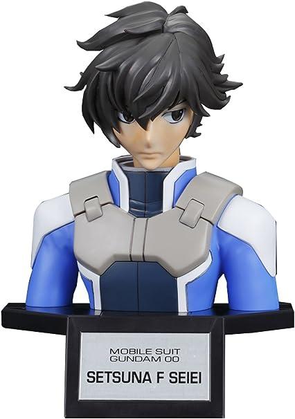 BANDAI Figure-rise Bust SETSUNA F SEIEI Plastic Model Kit Gundam 00 NEW Japan