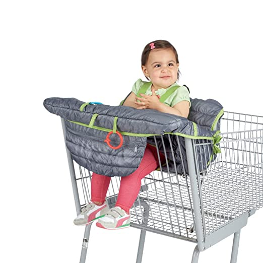 Amazon.com : Baby Highchair Travel Seats Cover, Toddler Safety Harness Shopping Cart Cover : Baby