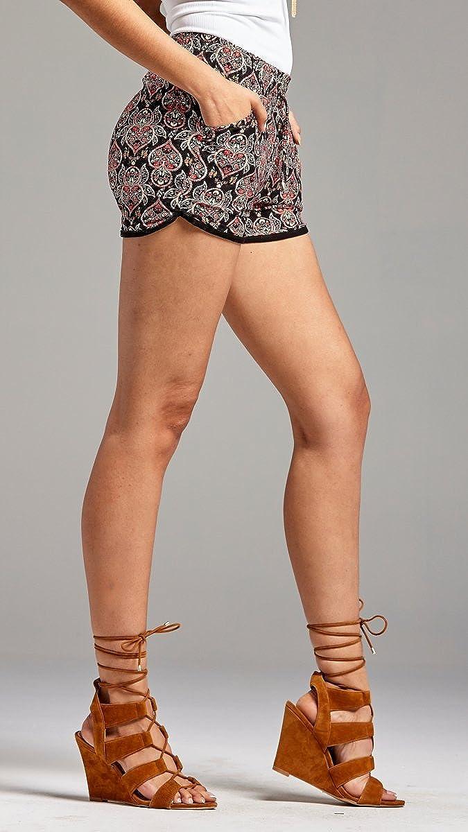 40 Trending Prints Premium Ultra Soft Drawstring Shorts Pockets