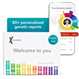 23andMe Ancestry + Traits Service: Personal Genetic DNA Test with 2000+ Geographic Regions, Family Tree, DNA Relative…