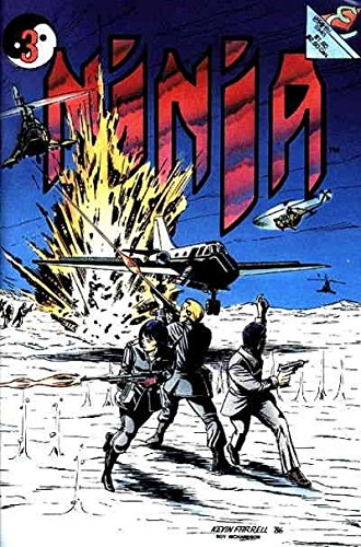 Amazon.com: Ninja #3 VF/NM ; Eternity comic book ...