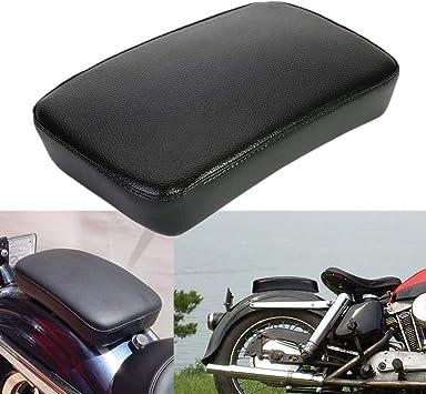 Sedile del motociclo Cuscino del sedile Cuscino del ventosa Cuscino del sedile Sedile del motociclo con 8 ventose per Harley