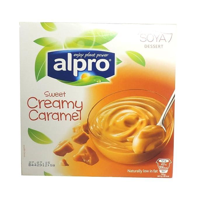 Alpro Soja Caramelo Postre 4 X 125 G