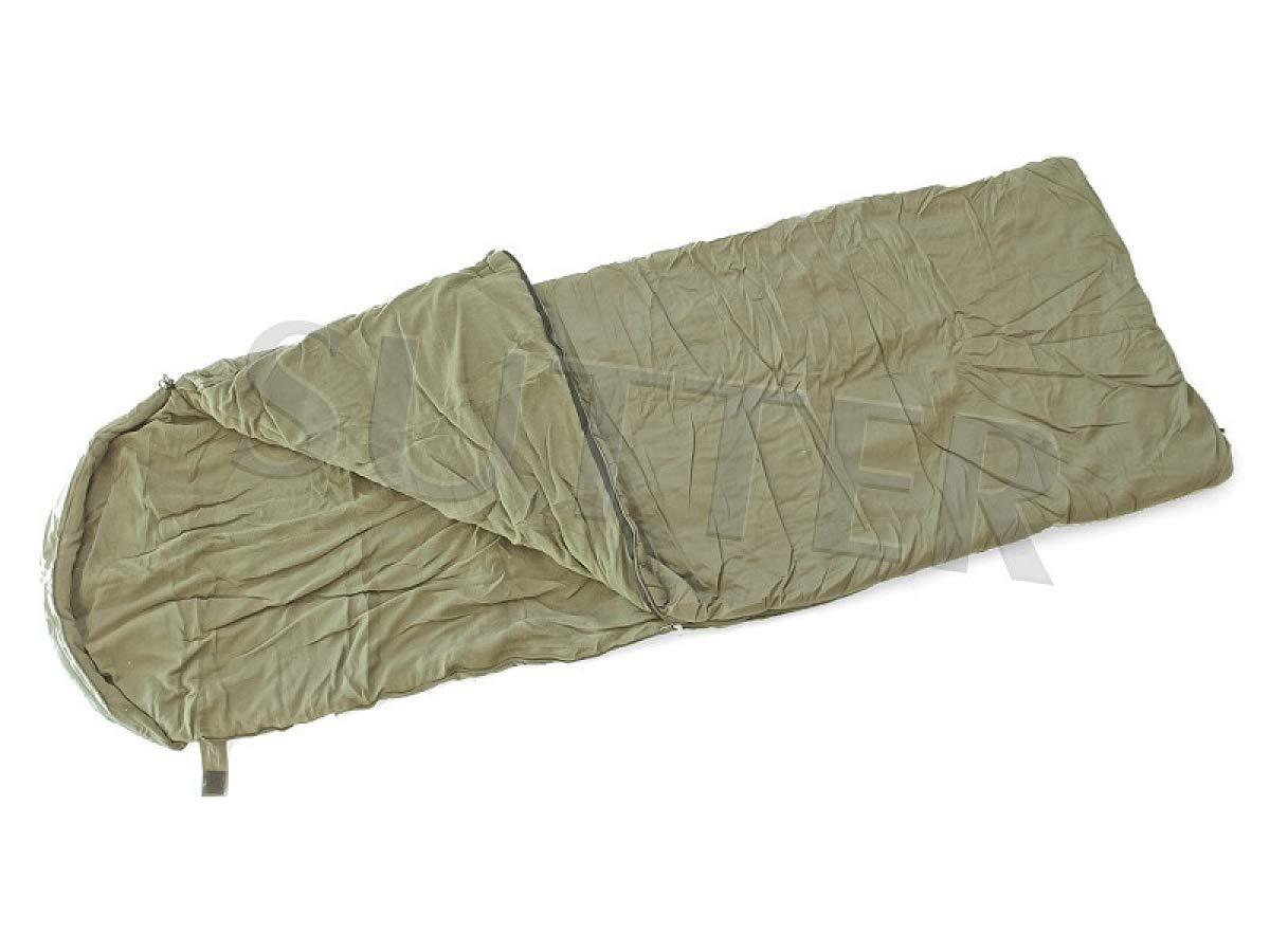 Saco de Dormir Tipo Momia, Saco de Dormir prémium para Caza al Aire Libre, Camping, Saco de Dormir térmico, Saco de Dormir de Invierno: Amazon.es: Deportes ...