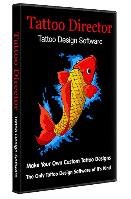 Amazon.com: Tattoo Design Software ☆ Create Your Own Custom Designs ...