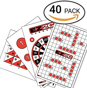 Sweepstakes: Paper Targets for Shooting Practice by…