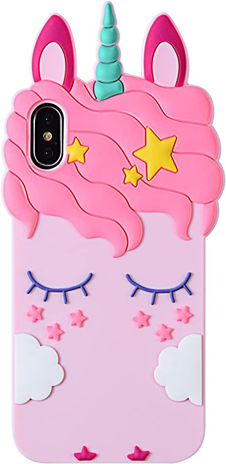 Girly Pink iPhone Case Best Cute Animal