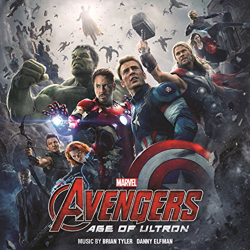 Avengers: Age of Ultron (2015) Movie Soundtrack